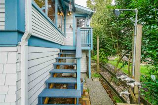 "Photo 26: 822 KENNEDY Street in New Westminster: Uptown NW House for sale in ""Brow of the Hill"" : MLS®# R2560991"