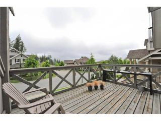 "Photo 9: 147 FERNWAY Drive in Port Moody: Heritage Woods PM 1/2 Duplex for sale in ""ECHO RIDGE"" : MLS®# V1070307"
