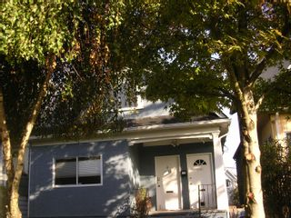 Photo 1: 1141 E 13TH Ave in Vancouver: Mount Pleasant VE House for sale (Vancouver East)  : MLS®# V613183