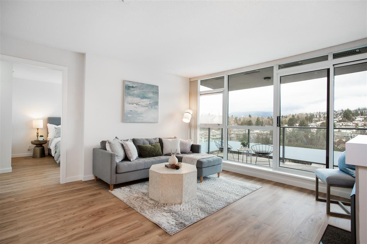 Main Photo: 1201 5611 GORING STREET in Burnaby: Central BN Condo for sale (Burnaby North)  : MLS®# R2431529