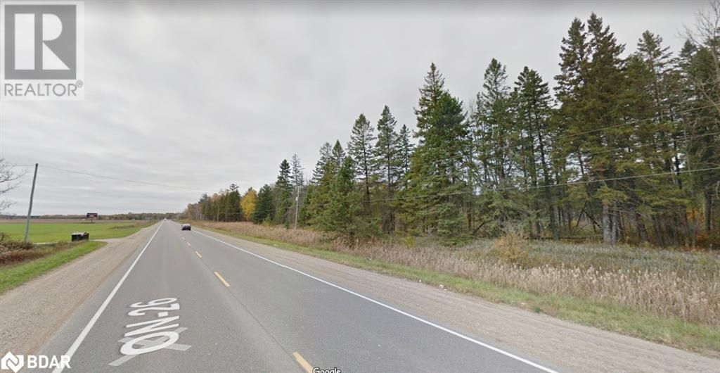 Main Photo: 4434 26 Highway in Springwater: Vacant Land for sale : MLS®# 40124859