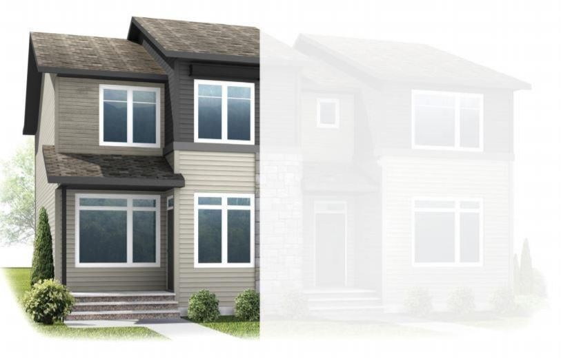Main Photo: 9080 52 Street NE in Calgary: Saddle Ridge Semi Detached for sale : MLS®# C4218317