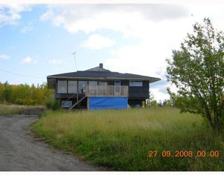 """Photo 1: 9840 AIRPORT Road in Fort_St._James: Fort St. James - Rural House for sale in """"AIRPORT ROAD"""" (Fort St. James (Zone 57))  : MLS®# N194046"""