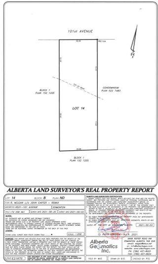 Photo 16: 9531 101 Avenue in Edmonton: Zone 13 Vacant Lot for sale : MLS®# E4265977