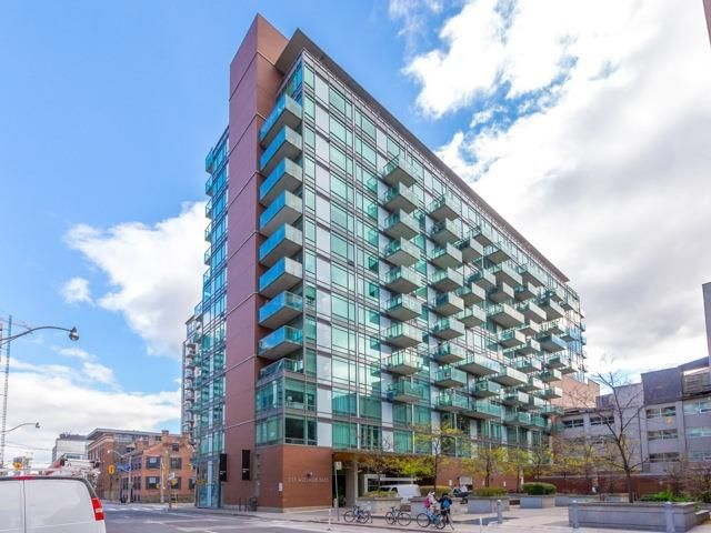 Main Photo: 333 Adelaide St E Unit #522 in Toronto: Moss Park Condo for sale (Toronto C08)  : MLS®# C3978387