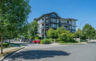 Photo 1: 108 550 SEABORNE Place in Port Coquitlam: Riverwood Condo for sale : MLS®# R2483417
