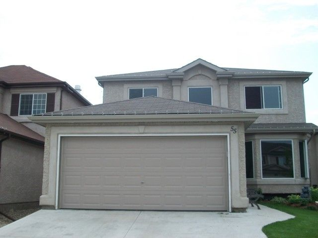 Main Photo: 55 WISTERIA Way in WINNIPEG: West Kildonan / Garden City Residential for sale (North West Winnipeg)  : MLS®# 1016342