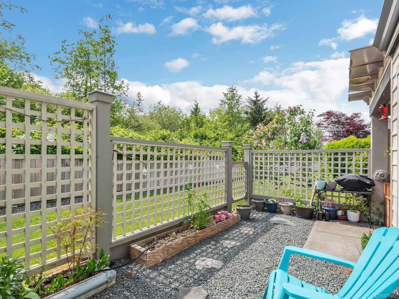 Photo 41: Photos: 21 2750 Denman St in CAMPBELL RIVER: CR Willow Point Row/Townhouse for sale (Campbell River)  : MLS®# 839867