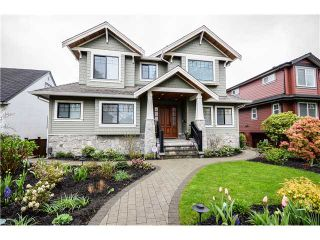 Main Photo: 308 W 20TH Avenue in Vancouver: Cambie House for sale (Vancouver West)  : MLS®# V1059503