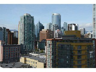Photo 15: # 802 1238 SEYMOUR ST in Vancouver: Downtown VW Condo for sale (Vancouver West)  : MLS®# V1058300