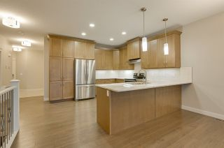Photo 9: 6 7115 Armour Link in Edmonton: Zone 56 House Half Duplex for sale : MLS®# E4219991