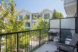 """Photo 23: 7 5152 CANADA Way in Burnaby: Burnaby Lake Townhouse for sale in """"SAVILE ROW"""" (Burnaby South)  : MLS®# R2599311"""
