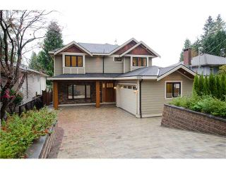 Photo 1: 1187 DORAN Road in North Vancouver: Lynn Valley House for sale : MLS®# V1035588