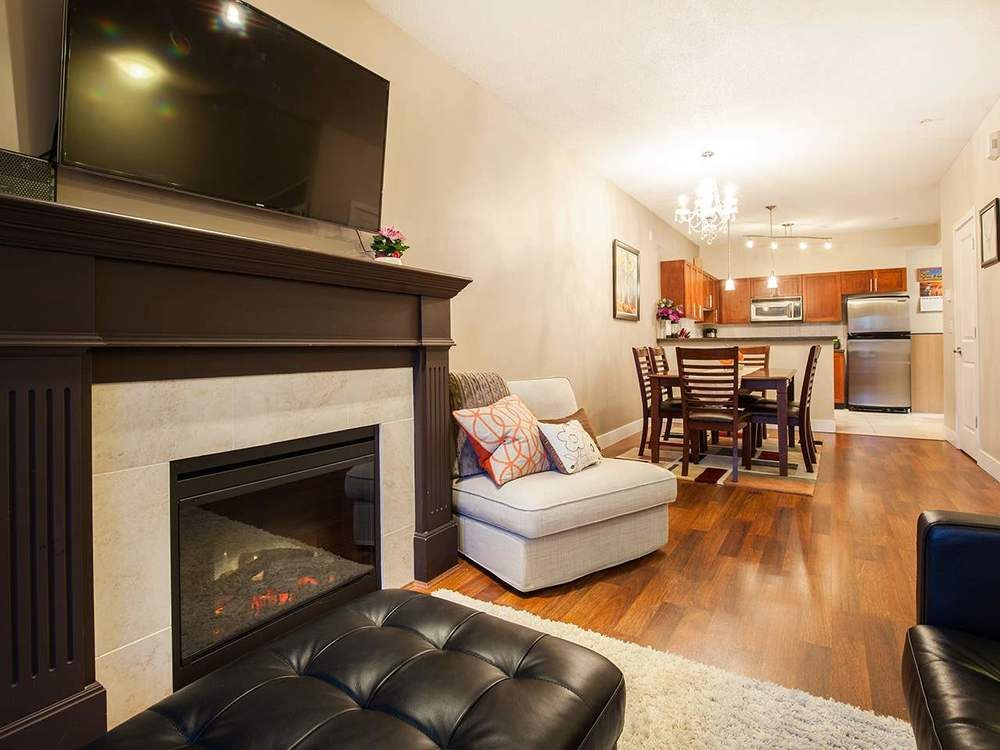 Main Photo: 109 4438 ALBERT STREET in Burnaby North: Vancouver Heights Home for sale ()  : MLS®# R2133580