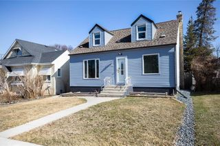 Photo 1: 175 Seven Oaks Avenue in Winnipeg: Scotia Heights Residential for sale (4D)  : MLS®# 202107842