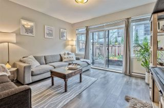 """Photo 1: 5 5048 SAVILE Row in Burnaby: Burnaby Lake Townhouse for sale in """"SAVILLE ROW"""" (Burnaby South)  : MLS®# R2521057"""