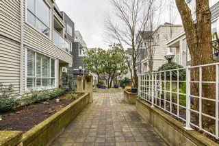 """Photo 20: 209 789 W 16TH Avenue in Vancouver: Fairview VW Condo for sale in """"SIXTEEN WILLOWS"""" (Vancouver West)  : MLS®# R2142582"""