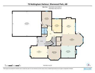 Photo 39: 78 NOTTINGHAM Harbour: Sherwood Park House for sale : MLS®# E4235413