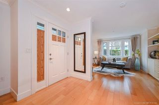 Photo 8: 4466 W 8TH Avenue in Vancouver: Point Grey Townhouse for sale (Vancouver West)  : MLS®# R2562979