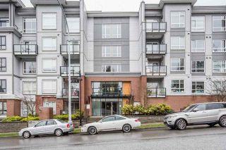 "Photo 2: 437 13733 107A Street in Surrey: Whalley Condo for sale in ""Quattro"" (North Surrey)  : MLS®# R2238147"