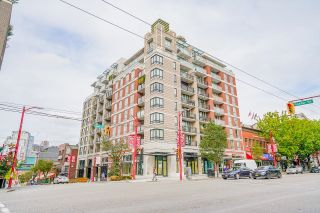 """Main Photo: 809 189 KEEFER Street in Vancouver: Downtown VE Condo for sale in """"Keefer Block"""" (Vancouver East)  : MLS®# R2620012"""