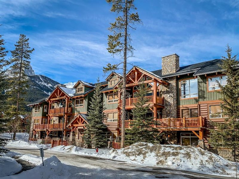 FEATURED LISTING: 130 - 104 Armstrong Place Canmore