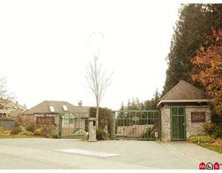 """Photo 1: 19 2058 WINFIELD Drive in Abbotsford: Abbotsford East Townhouse for sale in """"Rosehill"""" : MLS®# F2728131"""