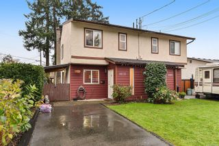 Photo 1: 1123 Goldstream Ave in : La Langford Lake Half Duplex for sale (Langford)  : MLS®# 860652