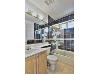 """Photo 12: 3707 CARDIFF Street in Burnaby: Central Park BS 1/2 Duplex for sale in """"BURNABY"""" (Burnaby South)  : MLS®# V1044542"""