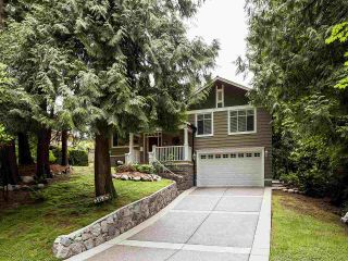 Photo 1: 3673 PRINCESS AVENUE in North Vancouver: Princess Park House for sale : MLS®# R2205304