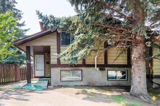 Main Photo: 24 Whitebow Place NE in Calgary: Whitehorn Semi Detached for sale : MLS®# A1131340