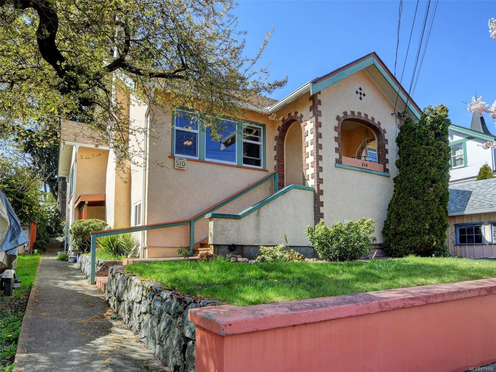 Main Photo: 510 Catherine St in : VW Victoria West House for sale (Victoria West)  : MLS®# 871896