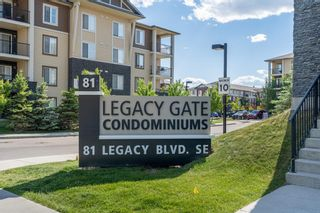 Main Photo: 2104 81 Legacy Boulevard SE in Calgary: Legacy Apartment for sale : MLS®# A1109124