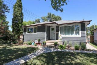 Photo 1: 701 Fleming Avenue in Winnipeg: Residential for sale (3B)  : MLS®# 202116092