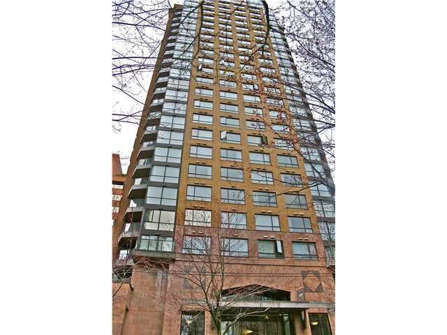 Main Photo: 2203 1189 HOWE Street in Vancouver: Downtown VW Condo for sale (Vancouver West)  : MLS®# V942683