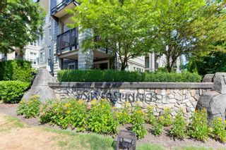 """Photo 4: 108 2951 SILVER SPRINGS Boulevard in Coquitlam: Westwood Plateau Condo for sale in """"TANTULUS"""" : MLS®# R2601029"""