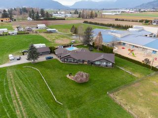 Photo 38: 5621 UNSWORTH Road in Chilliwack: Vedder S Watson-Promontory House for sale (Sardis)  : MLS®# R2560364