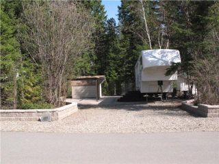 Photo 1: 3980 Squilax Anglemont Road # 206 in Scotch Creek: North Shuswap Recreational for sale (Shuswap)  : MLS®# 10021148