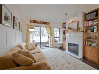 """Photo 3: # 111 1859 STAINSBURY AV in Vancouver: Victoria VE Townhouse for sale in """"THE WORKS @ COMMERCIAL DRIVE"""" (Vancouver East)  : MLS®# V990746"""