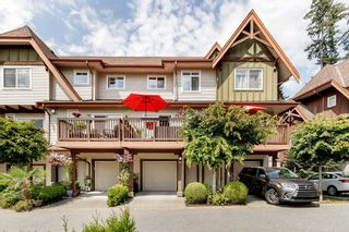 "Photo 1: 96 2000 PANORAMA Drive in Port Moody: Heritage Woods PM Townhouse for sale in ""MOUNTAINS EDGE"" : MLS®# R2482092"