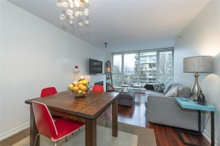 """Photo 2: 405 1690 W 8TH Avenue in Vancouver: Fairview VW Condo for sale in """"The Musee"""" (Vancouver West)  : MLS®# R2527245"""