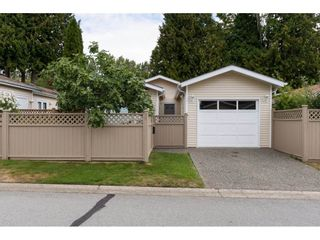 """Photo 1: 48 1400 164 Street in Surrey: King George Corridor House for sale in """"Gateway Gardens"""" (South Surrey White Rock)  : MLS®# R2101473"""
