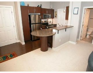 """Photo 2: 406 2478 SHAUGHNESSY Street in Port_Coquitlam: Central Pt Coquitlam Condo for sale in """"SHAUGHNESSY EAST"""" (Port Coquitlam)  : MLS®# V699540"""