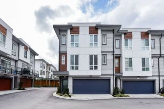 """Photo 1: 128 7947 209 Street in Langley: Willoughby Heights Townhouse for sale in """"Luxia"""" : MLS®# R2557223"""