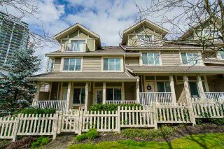 """Photo 2: 6 621 LANGSIDE Avenue in Coquitlam: Coquitlam West Townhouse for sale in """"EVERGREEN"""" : MLS®# R2560764"""