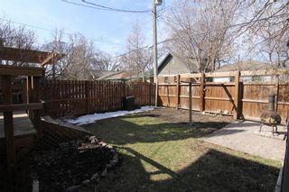 Photo 42: 196 Aubrey Street in Winnipeg: Wolseley Residential for sale (5B)  : MLS®# 202105408
