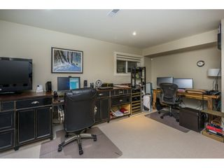 """Photo 18: 527 2580 LANGDON Street in Abbotsford: Abbotsford West Townhouse for sale in """"Brownstones"""" : MLS®# R2083525"""