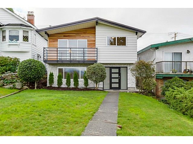 Main Photo: 3490 CAMBRIDGE Street in Vancouver: Hastings East House for sale (Vancouver East)  : MLS®# V1091567