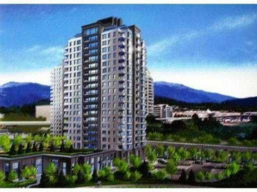 Main Photo: 703 4182 DAWSON Street in Burnaby: Brentwood Park Condo for sale (Burnaby North)  : MLS®# V866165