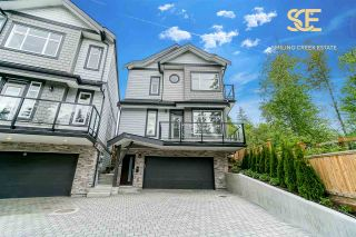 "Photo 6: 101 3499 GISLASON Avenue in Coquitlam: Burke Mountain Townhouse for sale in ""Smiling Creek Estate"" : MLS®# R2478956"